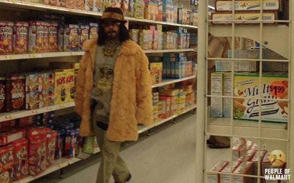 Clientes bizarros do Walmart pelo mundo Clientes bizarros do Walmart pelo mundo 6