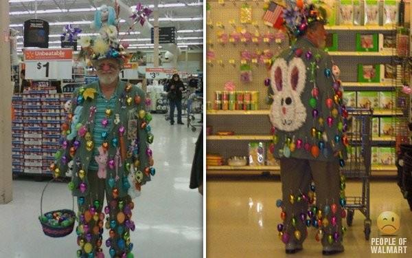 Clientes bizarros do Walmart pelo mundo Clientes bizarros do Walmart pelo mundo 9