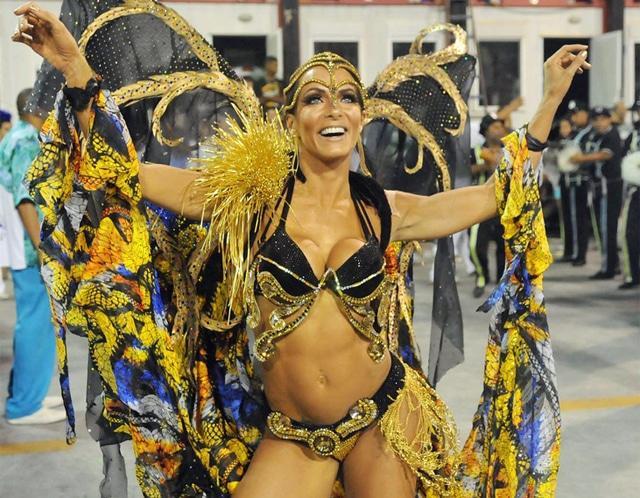 50 mulheres mais gostosas do carnaval 88