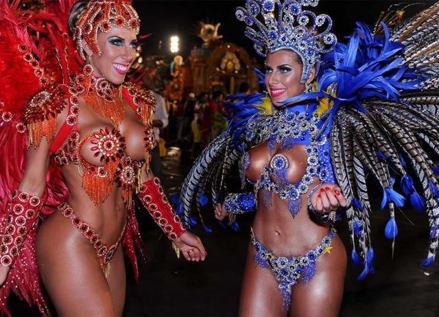 50 mulheres mais gostosas do carnaval 94