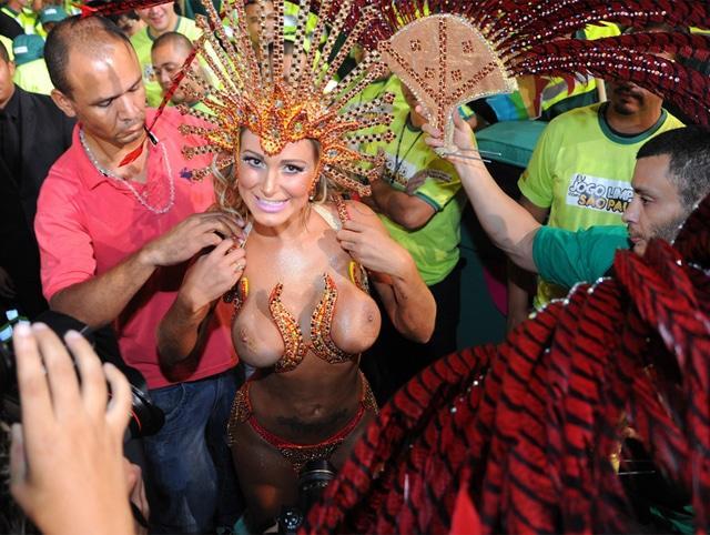 50 mulheres mais gostosas do carnaval 97