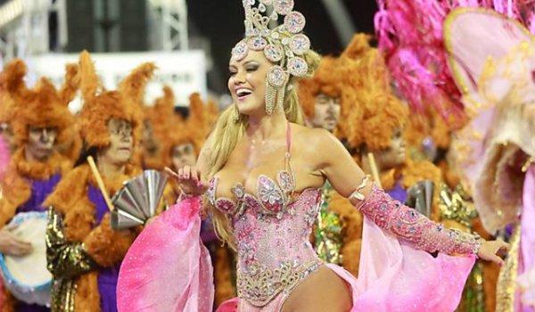 50 mulheres mais gostosas do carnaval