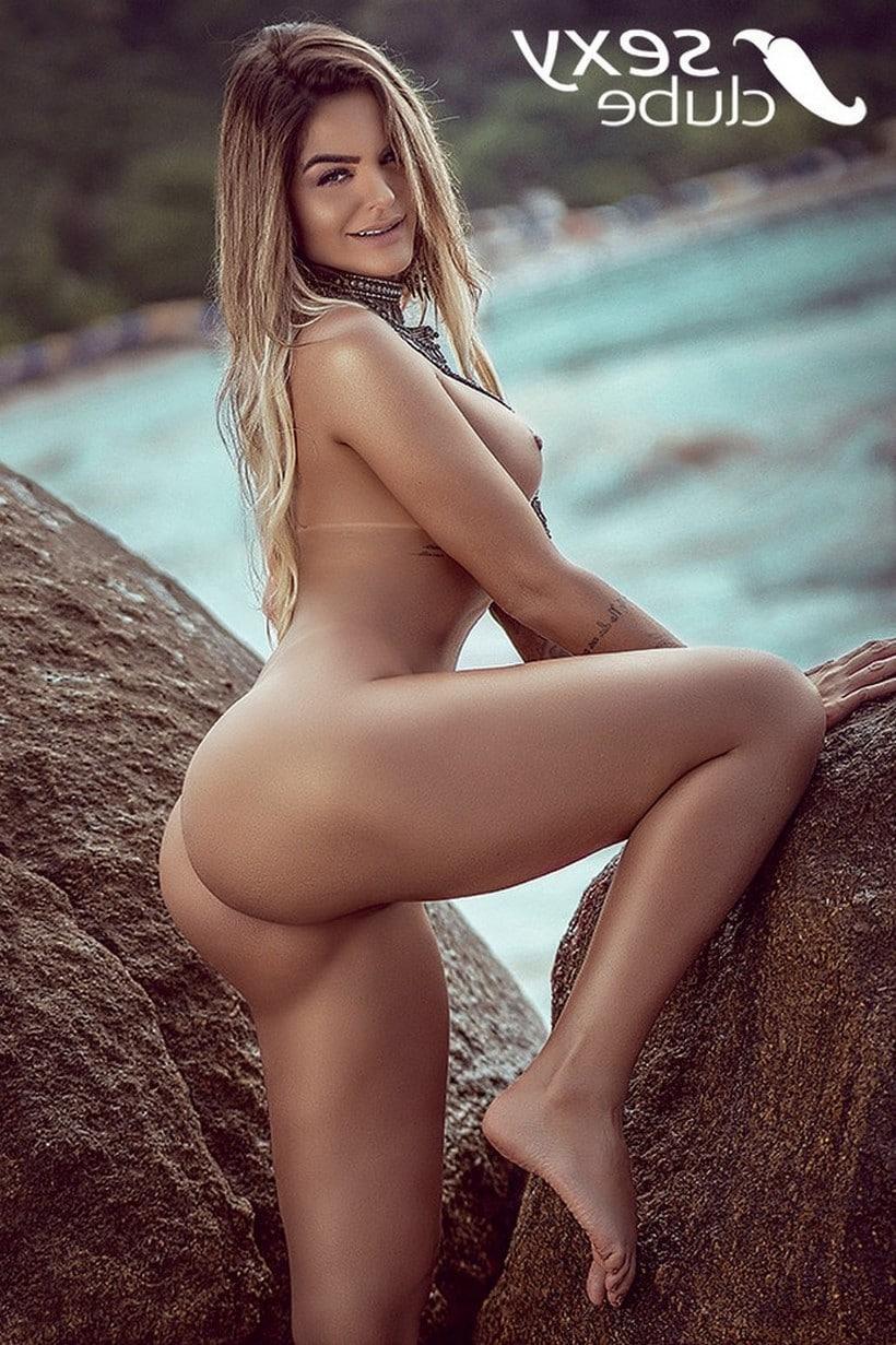 Fotos Monara Queiroga nua na Revista Sexy Maio 2020