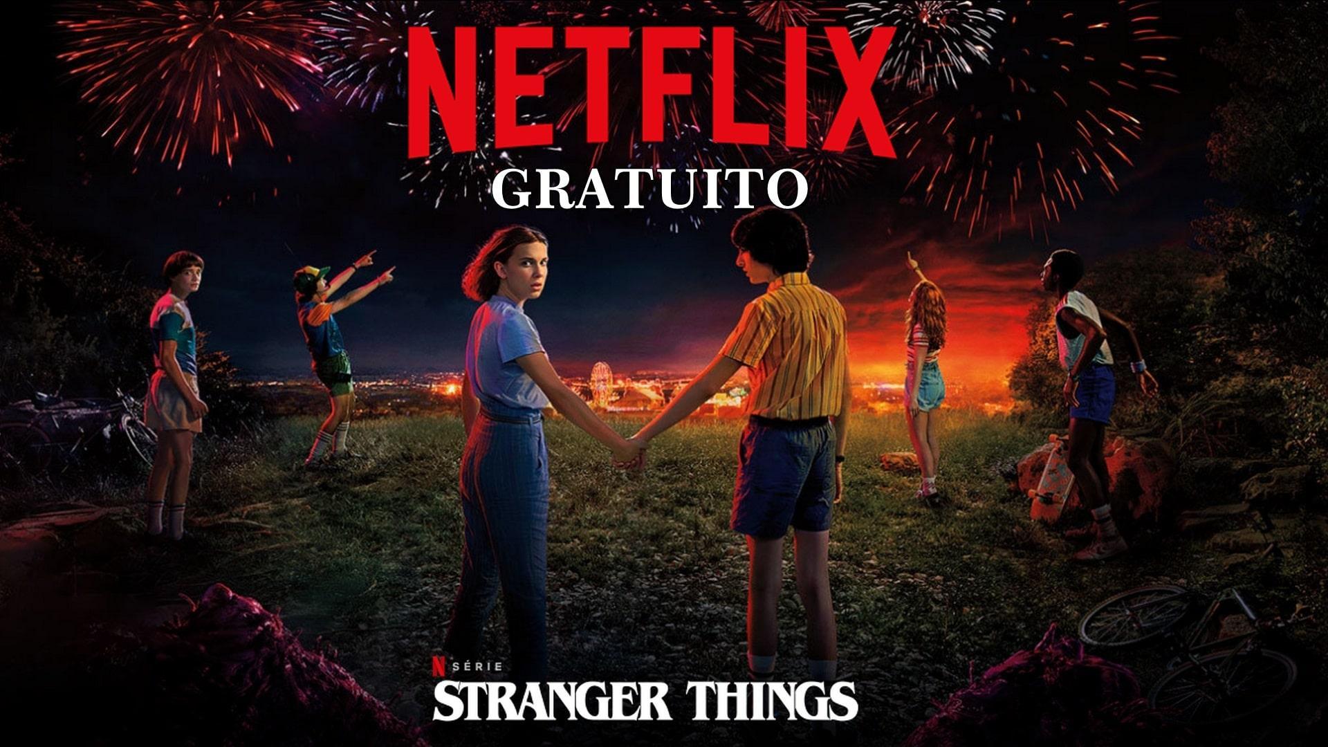 Netflix lança uma página gratuita para não assinantes